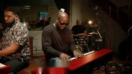【Nord官方演示】Nord Gospel Sessions_ Kevin Powell & Glenn Gibson Jr - Hartford Funk