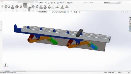 非标自动化设计教程:拨叉送料机构设计精髓