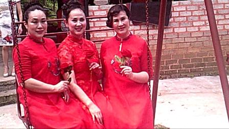 2020年邵武市旗袍文化协会联欢活动