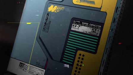 《赛博朋克2077》版X1X宣传片
