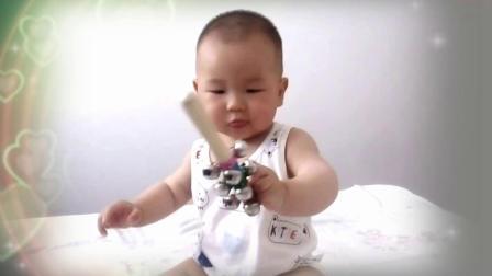 宝宝成长花絮片段