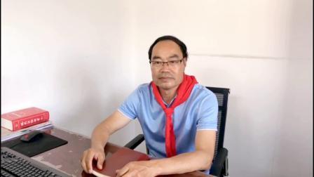 红领巾心向党 争做新时代好队员--台儿庄区实验小学2020年新队员入队仪式