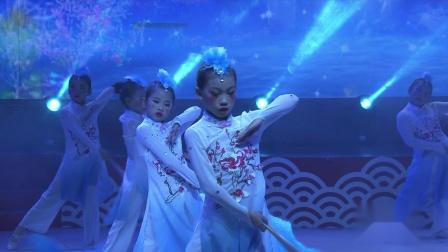 潘斯舞蹈工作室2020永州少儿春晚《烟雨鹊桥》