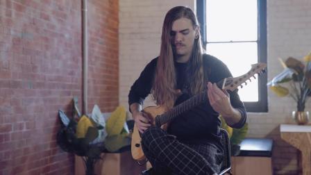 【吉他演示】澳大利亚前卫摇滚金属 Ebonivory - Introvection