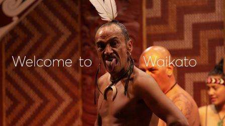 Welcome to Waikato, New Zealand