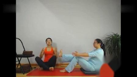 女性私密瑜伽产后修复第八节 练习课08