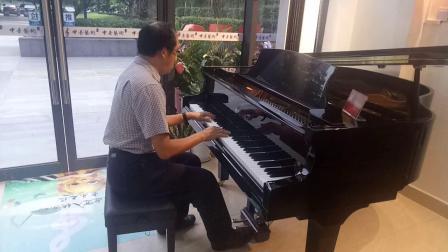 馬來西亞孔令德彈奏英國披頭士歌曲《When I am Sixty-four 當我六十四歲》