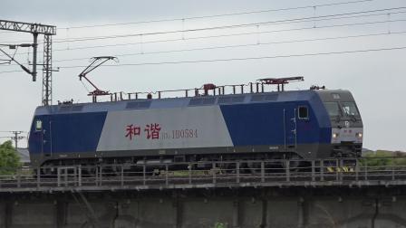 【2020.03.28】[沪昆线浙赣段][临浦特大桥北端] 机车51817次 HXD1B0584