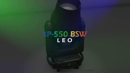 XP-550 BSW中文配音清晰