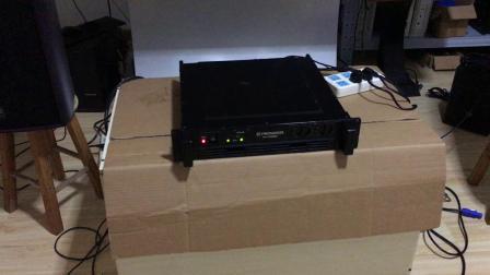 先锋M-V3000功放测试.MOV