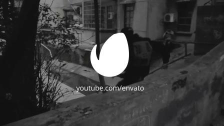 现代整洁优雅城市街景LOGO动画演绎AE模板 RRCG.mp4