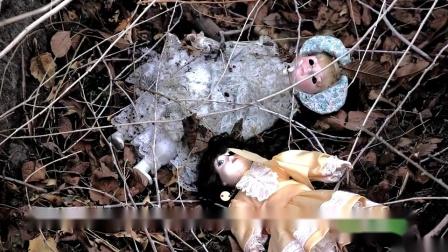 """五个被录製到的恐怖玩具灵异画面(本资源来自YouTuber""""奇怪的仙人掌"""")"""