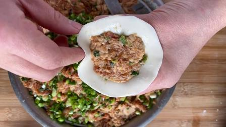 饺子这样捏才好看,老婆把饺子包成这样,孩子再也不挑食了