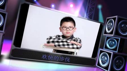 李大奇生日电子相册