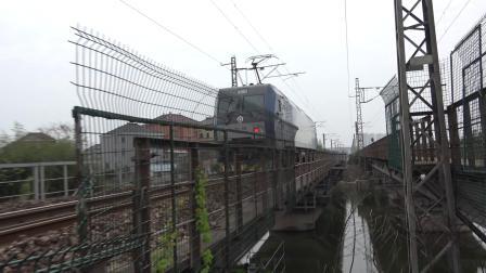 【2020.04.02】[萧甬线][浙东村附近] 机车51988次 HXD1B0576