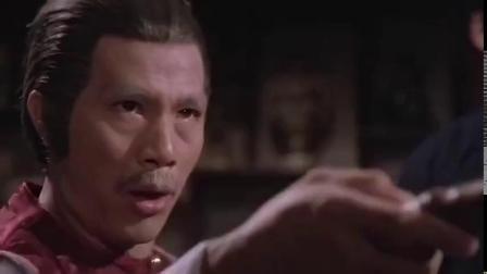 老头凭借形影相随功夫成为第一,谁知被年轻人自创的螳螂拳杀死