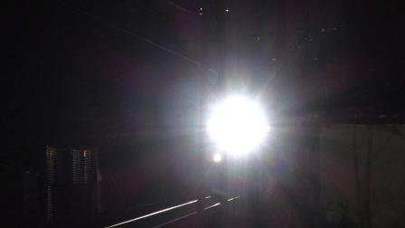 【2020.04.02】[萧萧联络线][市心路公铁立交] K8500次 HXD3C0830
