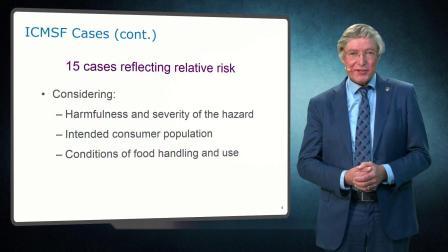ICMSF系列视频七:国际食品微生物标准委员会相关案例