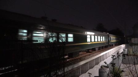 【2020.04.02】[萧萧联络线][市心路公铁立交] K1438次 HXD3C0675