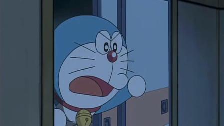 哆啦A梦:大雄真的把巧克力种出来了,他们生了好多宝...