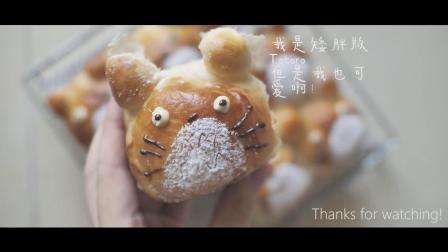 邂逅宫崎骏,我的邻居龙猫Totoro(龙猫小餐包)