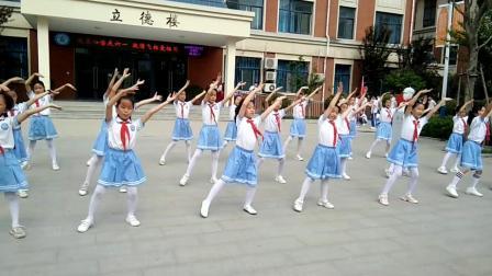 建安区永宁街小学 四年级舞蹈《红领巾》