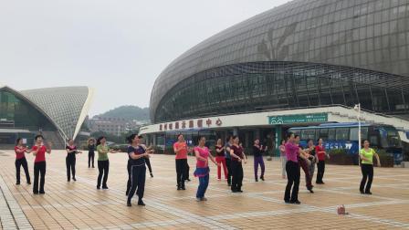 20200529广场舞《哎呀呀》右侧拍 福建省漳州市芗城区水仙花艺术团