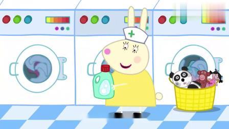 小猪佩奇:佩奇还是喜欢原来的样子,兔小姐也没办法,那就这样吧