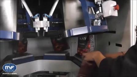 半自动回转式包装机.MP4