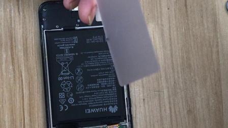 华为畅享9plus不带框无框更换教程,换屏教程,jkm tl00换屏教程,拆机图解,屏幕总成拆机安装视频