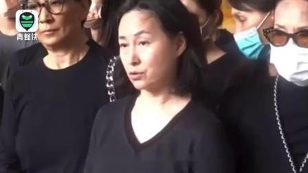 何鸿燊逝世子女现身 何超琼:我们会继续完成父亲惠泽社会的心愿(1)
