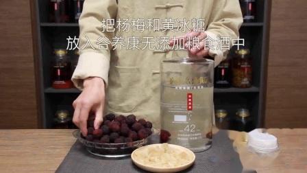杨梅酒自制详细方法_杨梅酒的做法_杨梅怎么泡酒