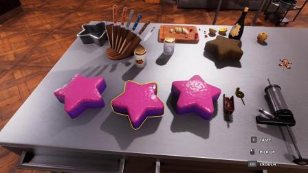 【游民星空】《料理模拟器》新DLC糕点大师