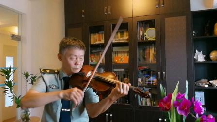 亚非演奏小提琴曲布鲁赫G小调协奏曲一乐章