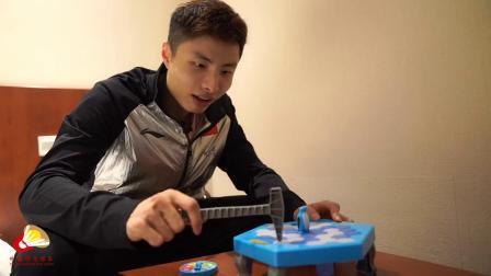 """儿童节快乐!石宇奇挑战3-6岁儿童益智游戏""""拯救小企鹅"""""""