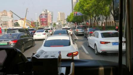 【巴士三公司】944路公交车(S2F-882D)(大渡河路云岭东路-茅台路芙蓉江路)
