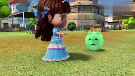 猪猪侠:连灰姑娘都在养宠物,这可是童话世界最热门的宠物
