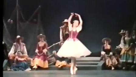 1979 丹皇 布鲁日的集市 双人舞 片段 Ib Andersen, Mette-Ida Kirk