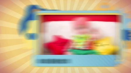 视频制作 BD17可爱儿童成长电子相册生日贺岁满月百天成长档案宝宝照展示AE模板~1 ae教程
