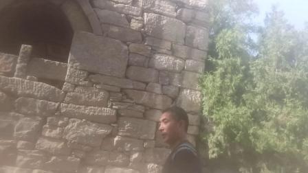 石家庄市井陉县石头村。王健记录旅游生活。都是赞皇里。来这边玩了。南马村里王更山2020