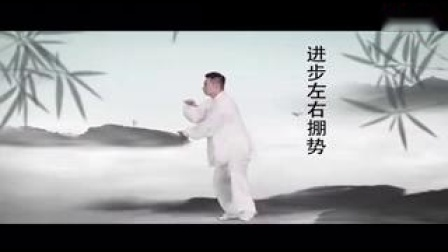 太极(八法五步) 国家体育总局官方教学视频