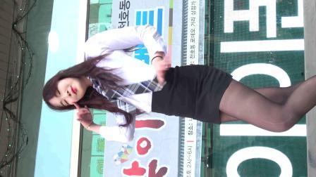 Sweet Girl韩国女团户外音乐舞蹈2