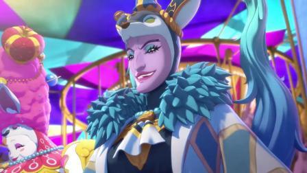 【3DM游戏网】游改动画电影《怪物弹珠》新作正式预告