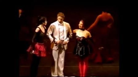2004 马林 Ratmansky版灰姑娘 片段 Irina Golub, Andrei Merkuriev