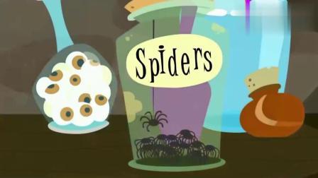 猫和老鼠:汤姆做的蛋糕很好看,可惜还是被杰瑞用蜘蛛整蛊了!