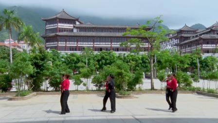 榜头英华团队表演《天津云峰二套吉特巴》