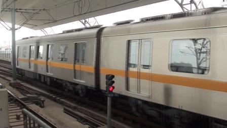 成都地铁2号线 进犀浦站