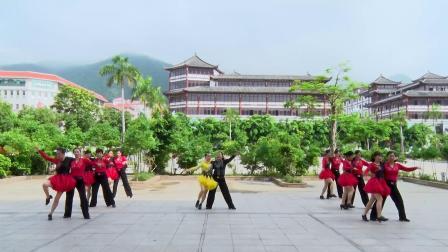 榜头英华舞蹈团队表演--三步踩《爱你20-致亲爱的自己》