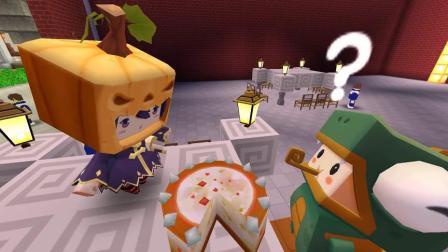 迷你世界:世界上最好的奶油蛋糕大师嘟嘟3