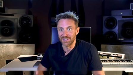 当红音乐制作人David Guetta讲述23年DJ历程和创作秘诀 | 真力访谈